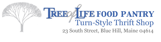 Tree of Life Food Pantry & Turnstyle Thrift Shop